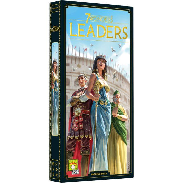 7 Wonders : Leaders