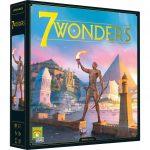 7 Wonders est un jeu de cartes passionnant et rapide pour 2 à 7 joueurs signé Antoine Bauza.