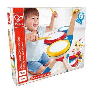 Batterie pour enfant et éveil musical