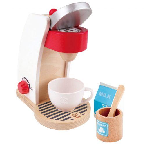 Machine à café pour jeu d'imitation.