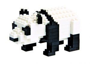 Nanoblock est une gamme de mini jeu de construction passionnant pour tous et spécialement pour les plus grands