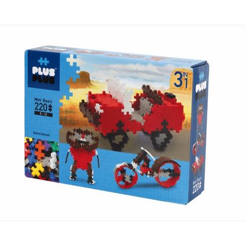 Plus Plus Mini Basic 220 pièces