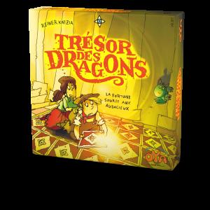 Trésor des Dragons est un jeu de mémoire et de prise de risque.