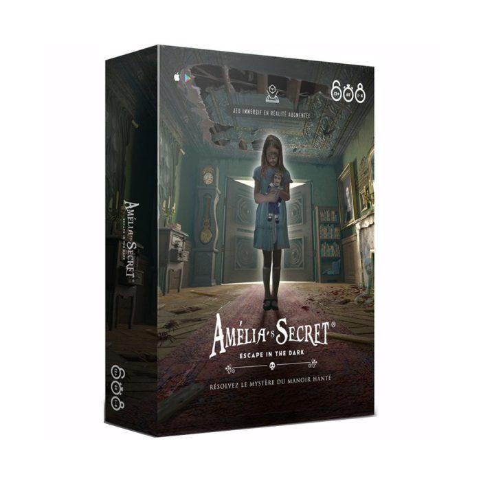 Amelia's Secret : Escape in the Dark