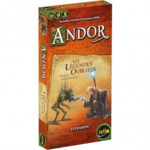 extension pour le jeu d'aventure Andor