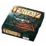 Fantasy est un petit jeu de cartes rapide et simple ce qui ne l'empêchera pas de mettre à l'épreuve votre sens tactique et votre mémoire !