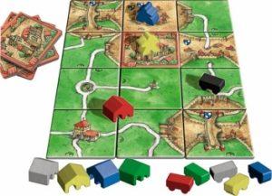 Une 5ème extension au célèbre Carcassonne et de nouvelles possibilités tactiques.