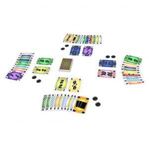 Carro Combo est un jeu de cartes et de plis pour 3 à 5 joueurs.