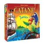 Catane Junior est l'adaptation pour les plus jeunes du célèbre jeu de société Les Colons de Catane.