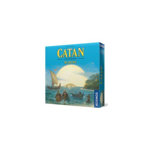 Marins est une extension pour le jeu Catan.
