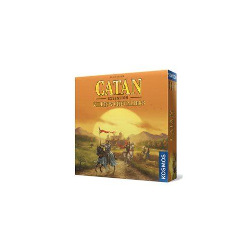 Villes et Chevaliers est une extension pour le jeu Catan.