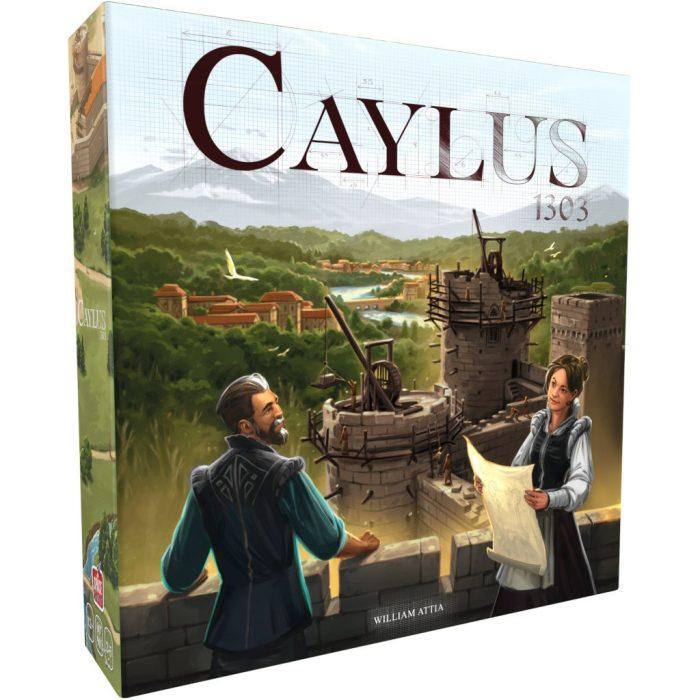 Caylus 1903