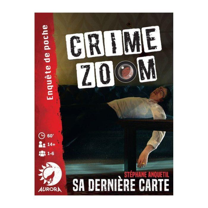 Crime Zoom : Sa Dernière Carte