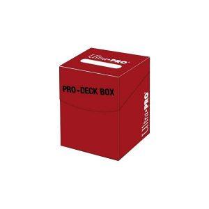 Deck Box Ultra pro d'une contenance de 100 cartes sous pochettes.