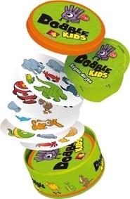 Dobble Kids : le célèbre jeu de rapidité s'adapte aux enfants dès 4 ans.