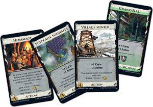 De nouvelles cartes pour le jeu Dominion avec cette extension jouable avec ou sans le jeu de base.