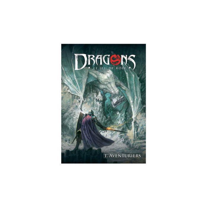 Dragons Aventuriers : Livre de Base