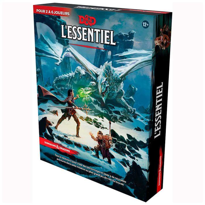 Dungeons & Dragons 5e Edition : L'Essentiel