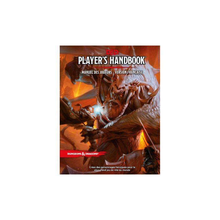 Dungeons & Dragons 5e Edition : Manuel des Joueurs VF