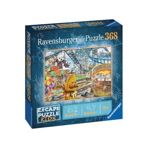 puzzle inspiré des jeux d'évasion !