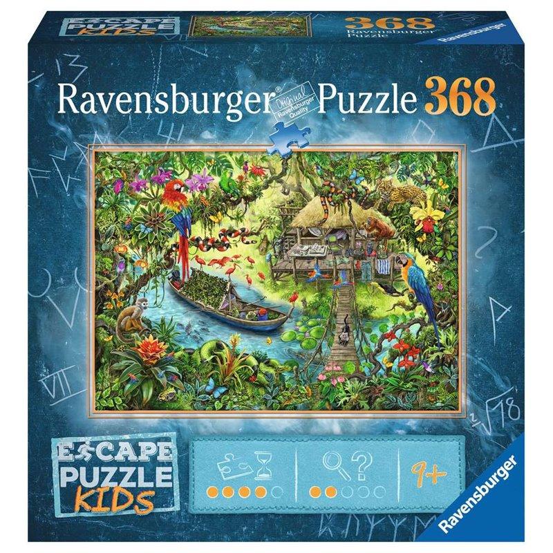 Escape Puzzle Kids : Safari
