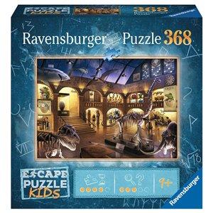 Escape Puzzle Kids : Nuit au Musée