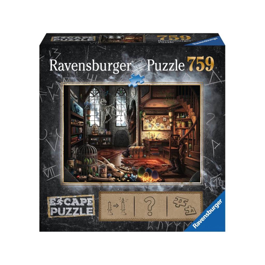 Escape Puzzle : l'Antre du Dragon