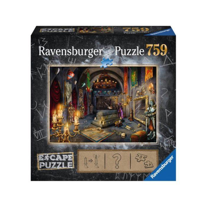Escape Puzzle : la Chambre du Vampire