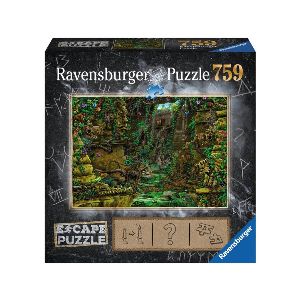 Escape Puzzle : le Temple Ankor Wat