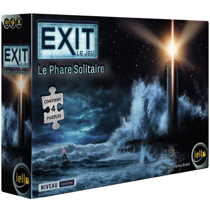 Exit Puzzle : Le Phare Solitaire
