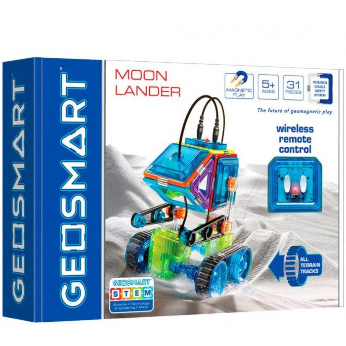 GeoSmart : Moon Lander