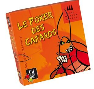 Le Poker des Cafards est un jeu de cartes pour amateurs de jeux d'ambiance, simples et légers.