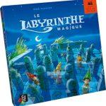 Le Labyrinthe magique est un jeu de parcours et de mémoire.