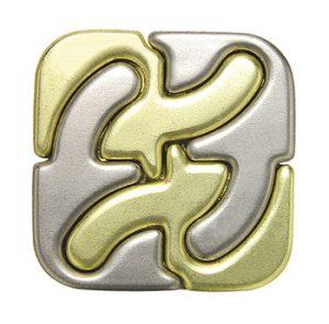 Casse tête métal Hanayama, niveau 5