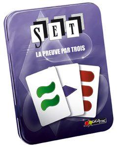 Set est un jeu d'observation et de rapidité.