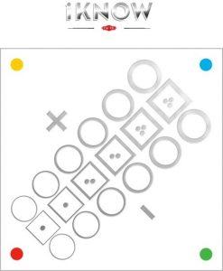 iKNOW est bien plus qu'un simple jeu de questions-réponses car votre sort dépendra non seulement de vos connaissances mais aussi du pari que vous ferez sur les réponses des autres joueurs.