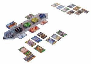 jeu de cartes et de développement