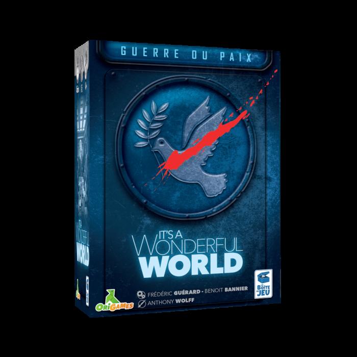 It's a Wonderfull World : Guerre ou Paix