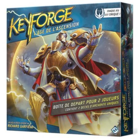 Keyforge : L'Age de l'Ascension