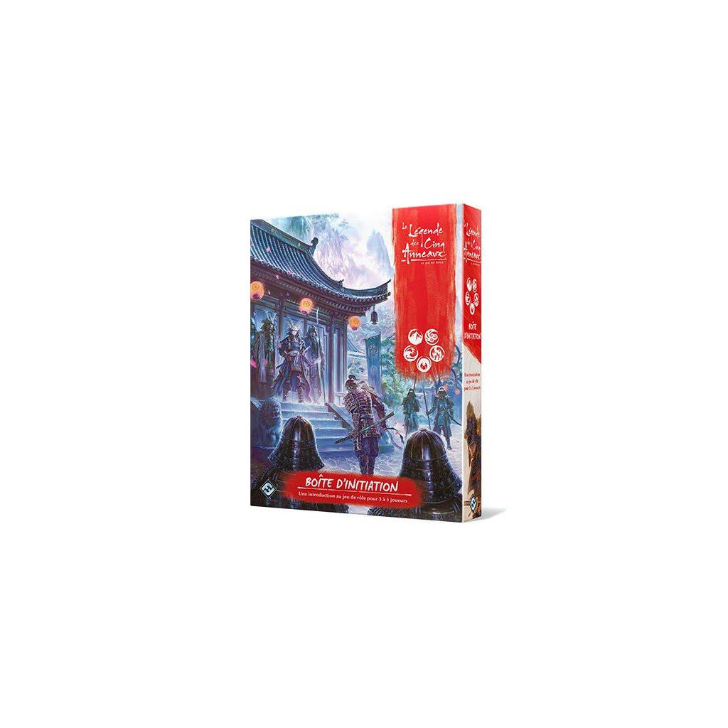 La Légende des Cinq Anneaux : Kit d'Initiation