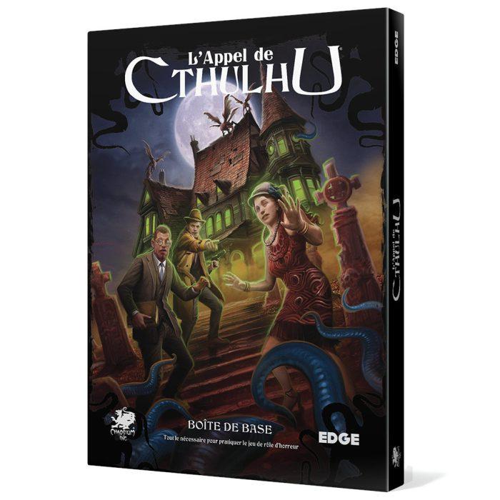 L'Appel de Cthulhu : Boîte de Base