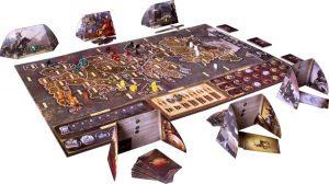 Le Trône de Fer est un jeu de plateau et de stratégie qui vous plonge dans le conflit qui oppose les grandes maisons de Westeros.