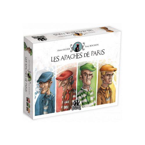 jeu de société sur le thème des Apaches de Paris