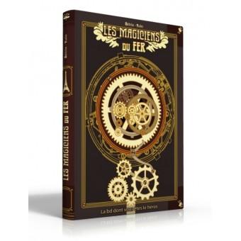 Les Magiciens du Fer la BD dont vous êtes le Héros
