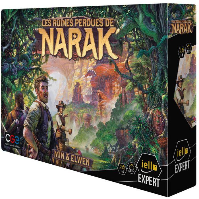 Les Ruines de Narak