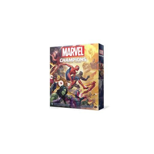 jeu de cartes évolutif dans l'univers Marvel