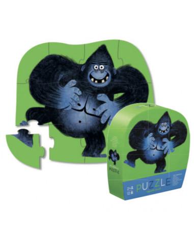 Puzzle Gorille