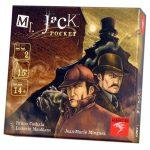 Mr Jack pocket, la version Poche du célèbre Mr Jack avec son jeu subtil et tactique.