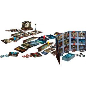 Mysterium est un jeu d'enquête coopératif