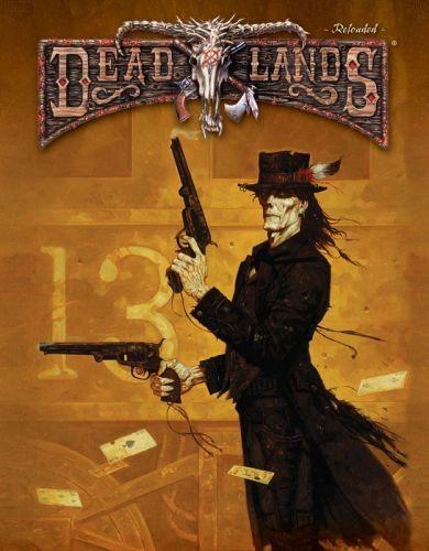 Deadlands Livre de Base